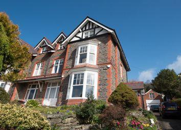 Thumbnail 6 bed semi-detached house for sale in Llanbadarn Road, Aberystwyth