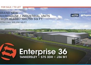Thumbnail Light industrial for sale in Enterprise 36, Wentworth Industrial Park, Wentworth Way, Tankersley, Barnsley
