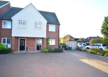 Thumbnail 2 bed end terrace house for sale in Old Farmhouse Mews, Welham Green, Hatfield, Hertfordshire