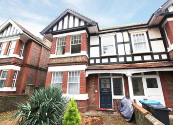 Thumbnail 2 bed flat to rent in Flat 2, 37 Shakespeare Road, Worthing