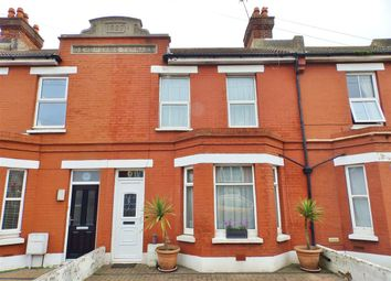 Thumbnail 3 bedroom terraced house for sale in Whitley Road, Eastbourne