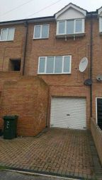 Thumbnail 3 bed terraced house to rent in Bennett Street, Rotherham S612Jy