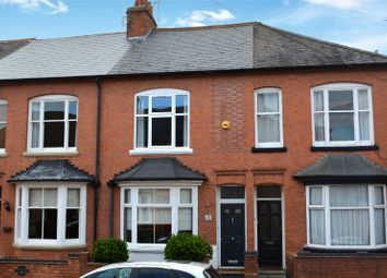 Thumbnail 3 bed terraced house for sale in St. Pauls Road, Westcotes, Leicester