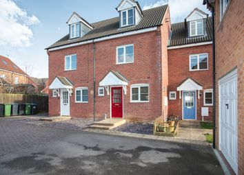 Thumbnail 3 bed terraced house for sale in Creswell Place, Cawston, Rugby