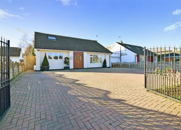 Thumbnail 4 bed bungalow for sale in Whitepost Lane, Meopham, Gravesend, Kent