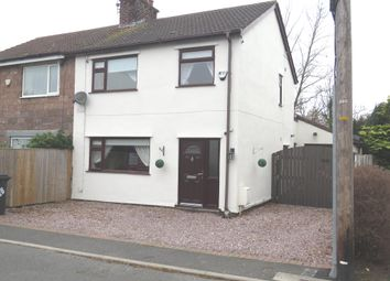 Thumbnail 3 bed semi-detached house for sale in Mostyn Avenue, Heswall, Wirral