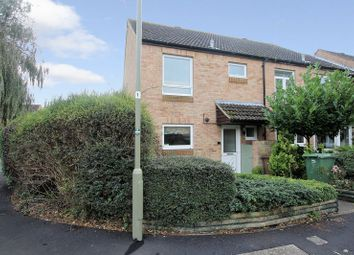 Thumbnail 3 bed end terrace house for sale in Bailey Close, Wantage