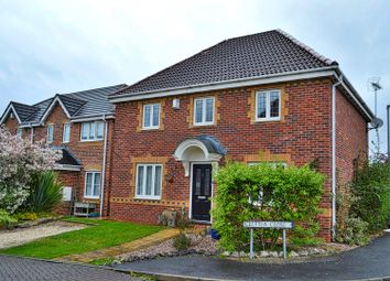Thumbnail 4 bed detached house for sale in Cestria Close, Sandbach