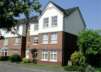 Thumbnail 2 bed flat for sale in Alexandra Mews, Tamworth, Staffordshire