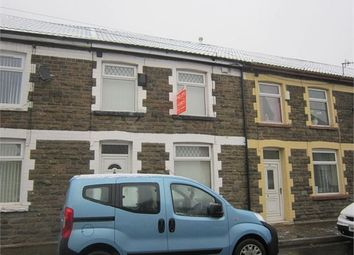 Thumbnail 3 bed terraced house to rent in Clydach Road, Clydach Vale, Rhondda Cynon Taff.