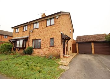 Thumbnail 3 bed semi-detached house for sale in Clements Mead, Tilehurst, Reading
