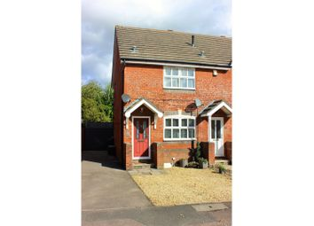 Thumbnail 2 bed end terrace house for sale in Woodlands Road, Charfield