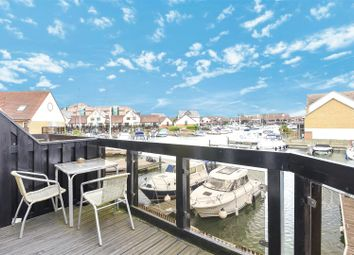Thumbnail 4 bedroom town house for sale in Tintagel Way, Port Solent, Portsmouth