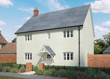 Thumbnail 4 bed detached house for sale in Plots 8 & 22, The Malvern, Jack's Lea, Station Road, Uffington, Oxfordshire