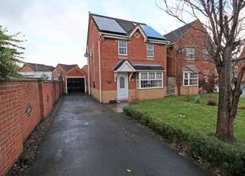 Thumbnail 3 bed detached house for sale in Orton Close, Winsford