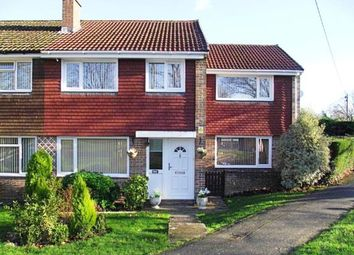 Thumbnail 4 bed semi-detached house for sale in Calmore, Southampton, Hampshire