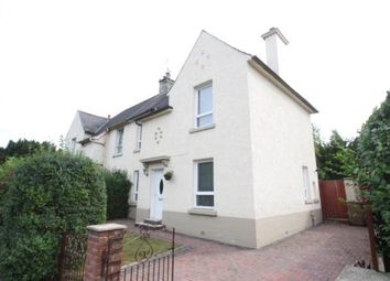 Thumbnail 3 bed semi-detached house for sale in Corkerhill Road, Mosspark, Glasgow, Lanarkshire