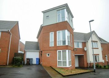 Thumbnail 4 bed semi-detached house for sale in East Street, Weston Heights, Stoke-On-Trent