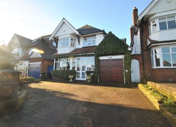 Thumbnail 3 bedroom detached house for sale in Alcester Road South, Kings Heath, Birmingham