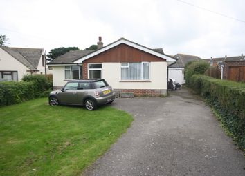 Thumbnail Detached bungalow for sale in Carrington Close, Milford On Sea