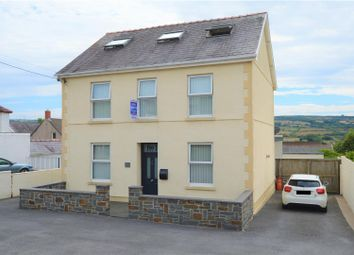 Thumbnail 6 bed detached house for sale in Heol Bancyroffis, Pontyates, Llanelli