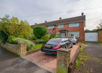 Thumbnail 3 bed link-detached house for sale in Sedgemoor Road, Cardiff