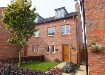 Thumbnail 3 bed property to rent in Butts Green, Westbrook, Warrington