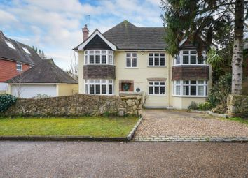 5 bed detached house for sale in Crossfield Place, Weybridge, Surrey KT13