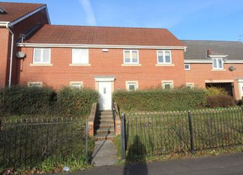 Thumbnail 2 bed flat to rent in Worthy Row, Bestwood, Nottingham