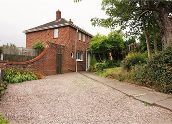 Thumbnail 3 bed semi-detached house for sale in Churchill Road, Lichfield