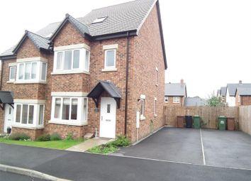 Thumbnail 4 bedroom semi-detached house to rent in Tesla Lane, Guiseley, Leeds