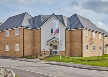 Thumbnail 2 bedroom flat for sale in Swales Drive, Leighton Buzzard