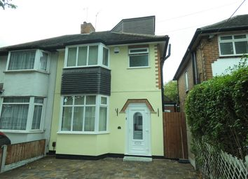 Thumbnail 4 bed semi-detached house for sale in Horrell Road, Sheldon, Birmingham