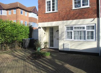 Thumbnail 1 bed flat to rent in Riversdell Close, Chertsey