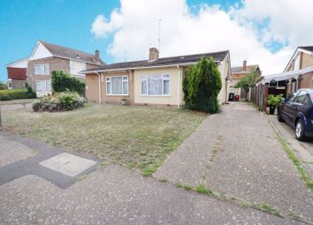 Thumbnail 2 bed semi-detached bungalow for sale in Manfield Gardens, St. Osyth, Clacton-On-Sea