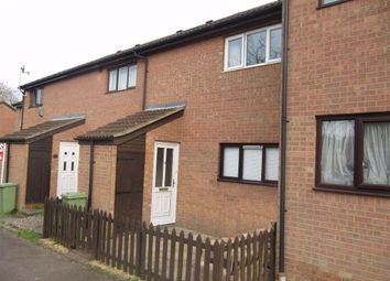 Thumbnail 1 bedroom maisonette to rent in Bercham, Two Mile Ash, Milton Keynes