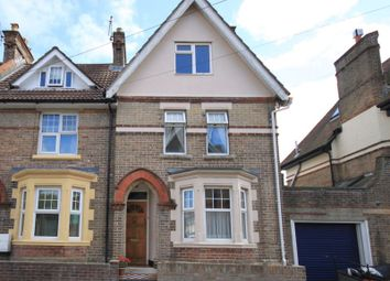Thumbnail 4 bed end terrace house for sale in Fordington, Dorchester