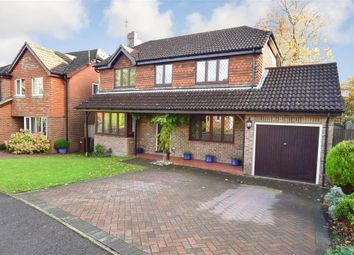 Thumbnail 4 bed detached house for sale in Graycoats Drive, Crowborough, East Sussex