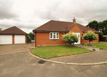 Thumbnail 3 bed detached bungalow for sale in Stephen Beaumont Way, Dereham, Norfolk