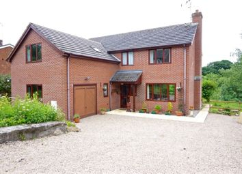 Thumbnail 5 bed detached house for sale in Nantmawr, Oswestry