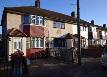 Thumbnail 2 bed end terrace house for sale in Bosworth Road, Dagenham