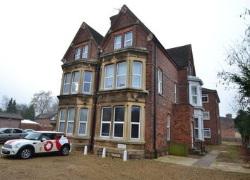 Thumbnail 2 bed flat to rent in Zuleka House, Park Road, Peterborough