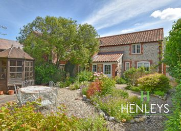 Thumbnail 3 bed cottage for sale in Back Street, Mundesley, Norwich