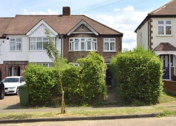 Thumbnail 3 bed semi-detached house for sale in Elmstead Gardens, Worcester Park
