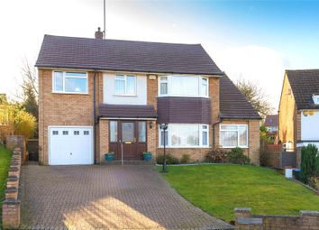 Thumbnail 5 bed detached house for sale in Brookside Crescent, Cuffley, Potters Bar, Hertfordshire