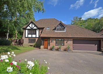 Thumbnail 5 bed detached house for sale in Chestnut Close, Storrington, West Sussex