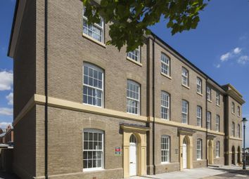 Thumbnail 3 bed flat for sale in Peverell Avenue East, Poundbury, Dorchester
