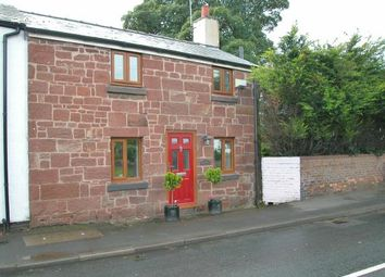 Thumbnail 2 bed cottage for sale in Neston Road, Willaston, Cheshire