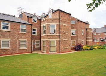 Thumbnail 2 bed flat for sale in West Grange Court, York