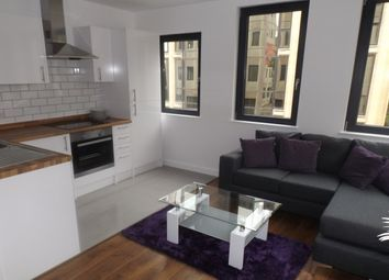 Thumbnail 2 bed flat to rent in Touthill Place, City Centre
